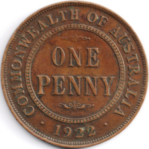 Colabria Bad Penny